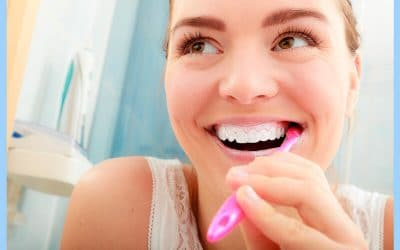 In this New Year resolutions Brushing and Flossing are important for oral health
