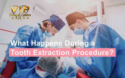 What Happens During a Tooth Extraction Procedure?